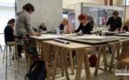 Ateliers des beaux-arts de la Ville : du rififi sur les palettes !