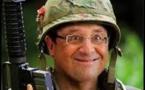François Hollande, ou plutôt ce qu'il en reste