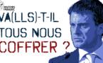 Valls contre les libertés publiques !